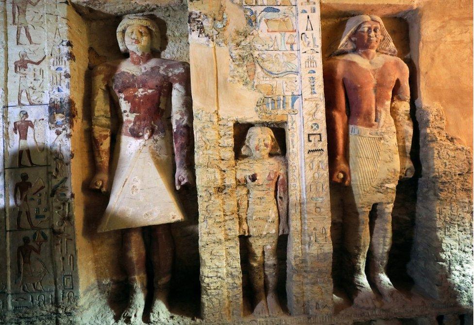 Los sacerdotes eran personas importantes en la antigua sociedad egipcia, ya que complacer a los dioses era una prioridad absoluta.