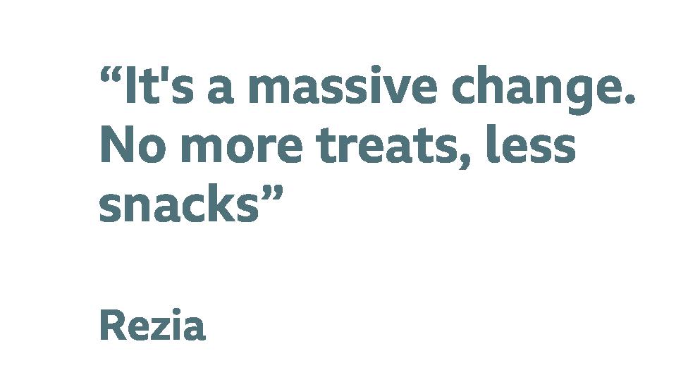 Rezia quote box