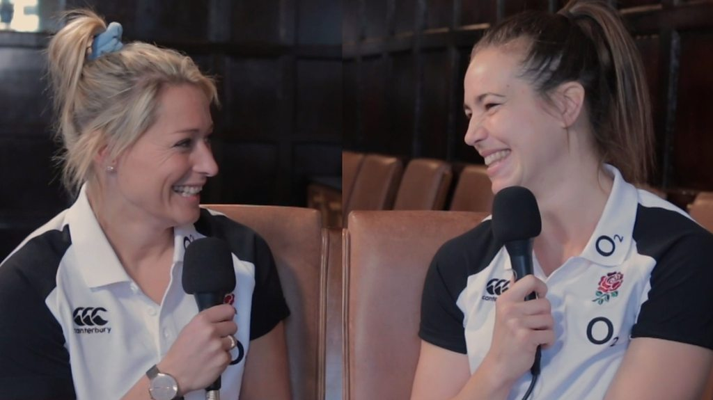 Women's Six Nations: What are the most awkward questions posed to women's rugby players?