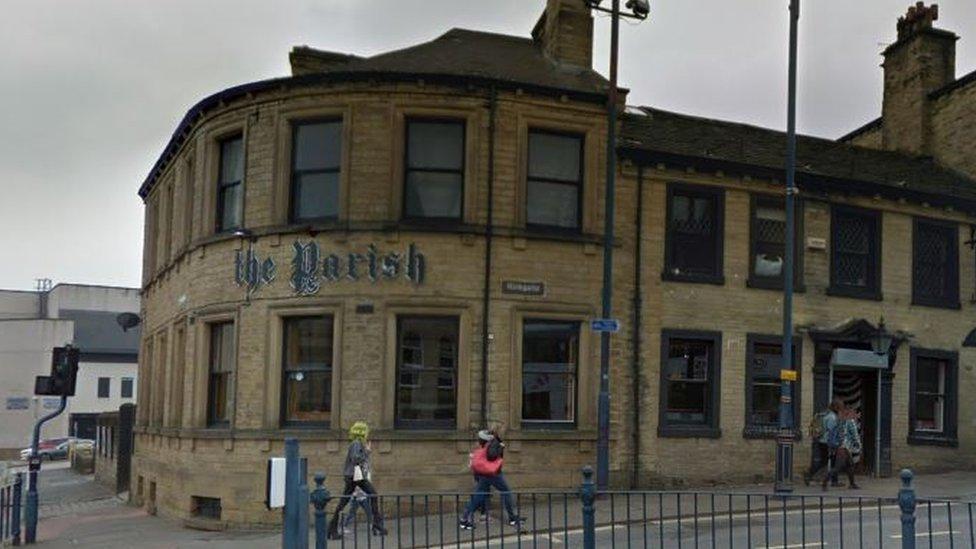 The Parish, Huddersfield