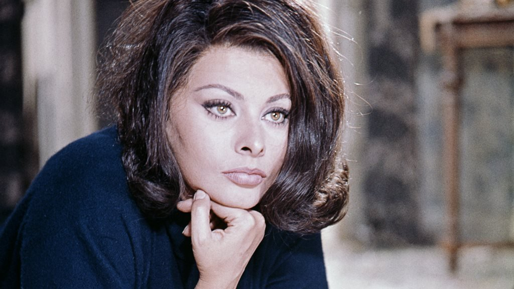 Sophia Loren Female Directors Don T Yell Bbc News