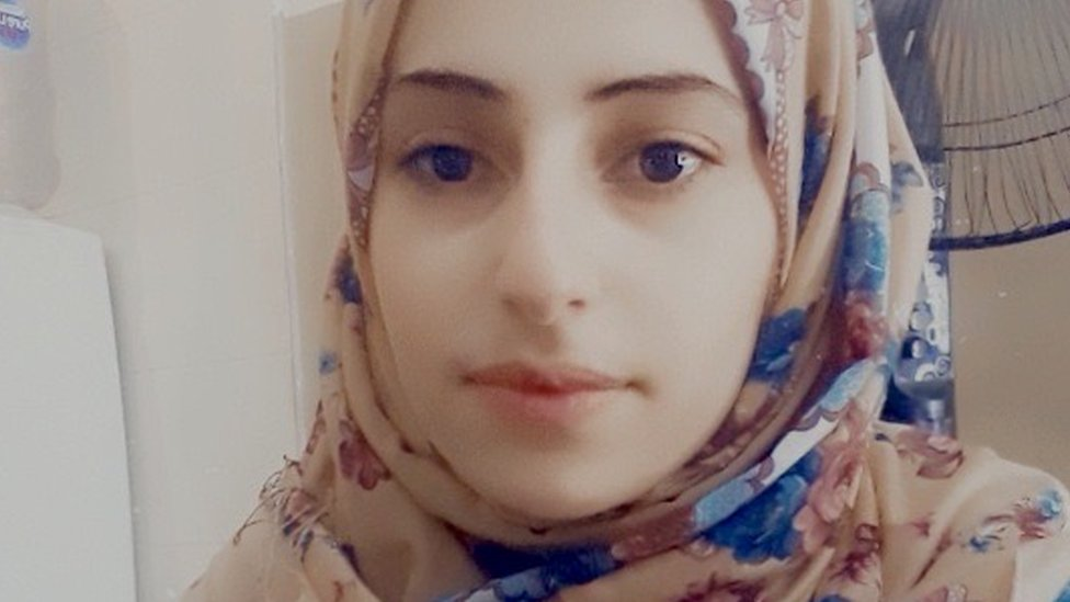 Sidra Kenno, who was killed in the Beirut explosion on 4 August