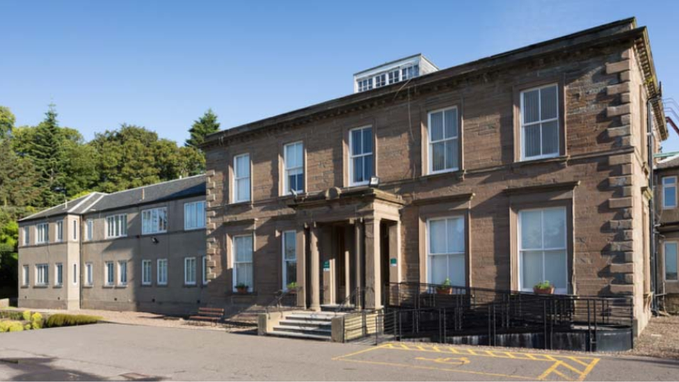 Fernbrae Hospital in Dundee announces closure