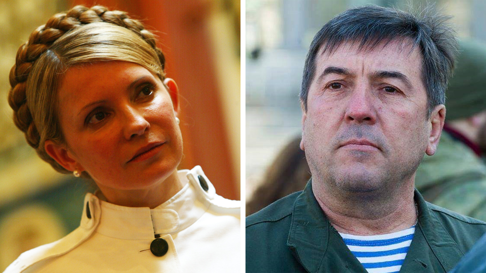 Tymoshenko v Tymoshenko: Funny business at the polls