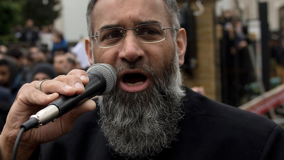 Anjem Choudary: Security concerns over radical preacher release