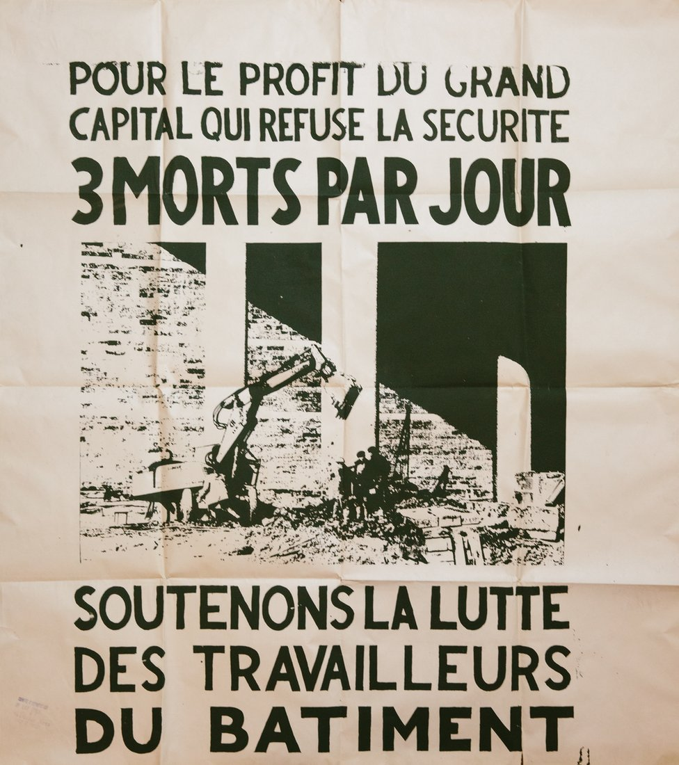 Atelier Populaire poster