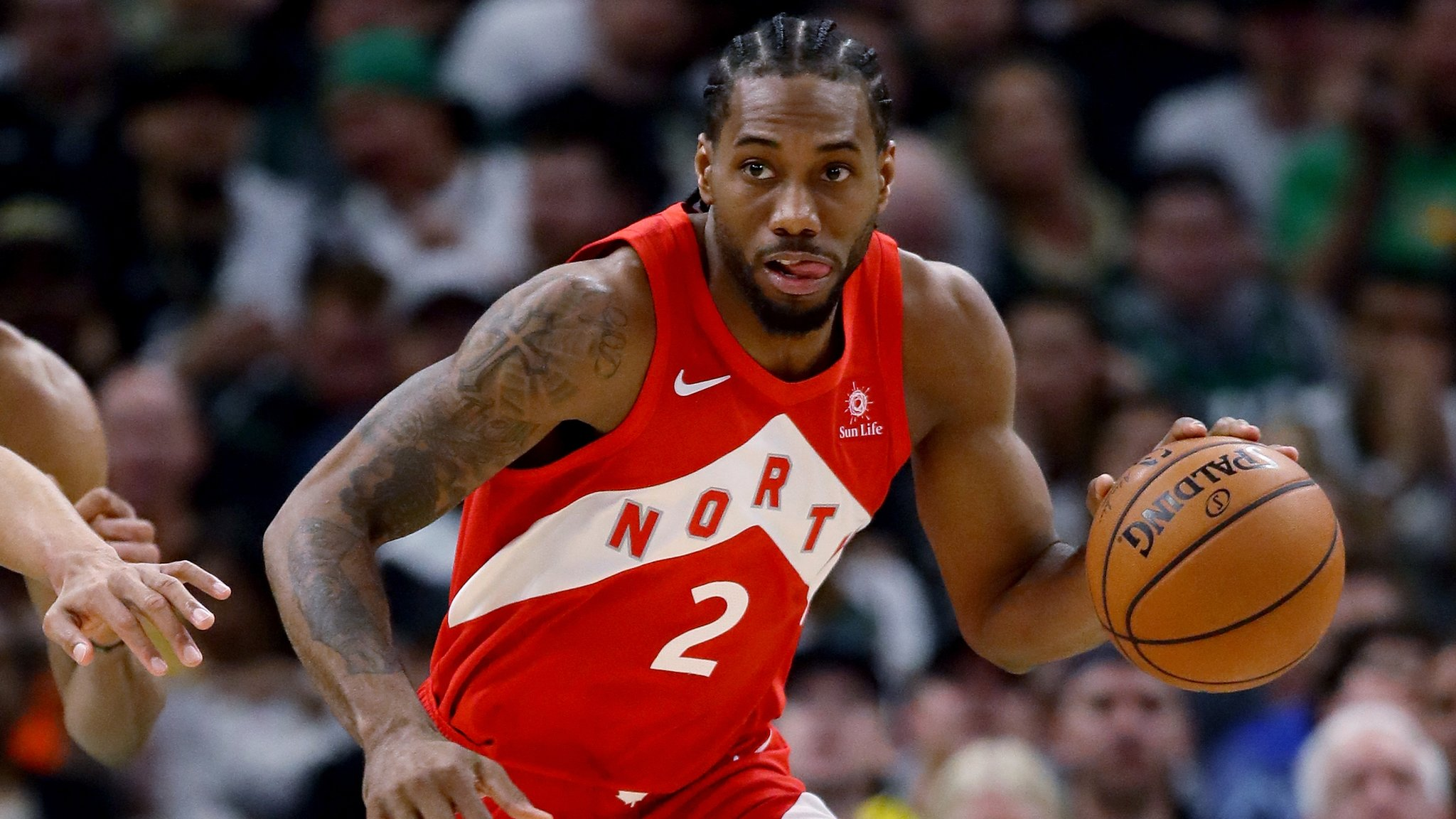 NBA play-offs: Toronto Raptors beat Milwaukee Bucks to lead series 3-2