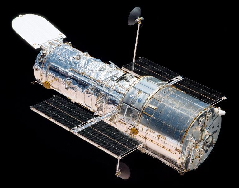 El telescopio Hubble