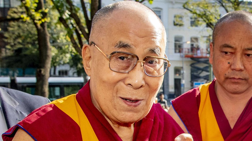 The Dalai Lama (file photo)