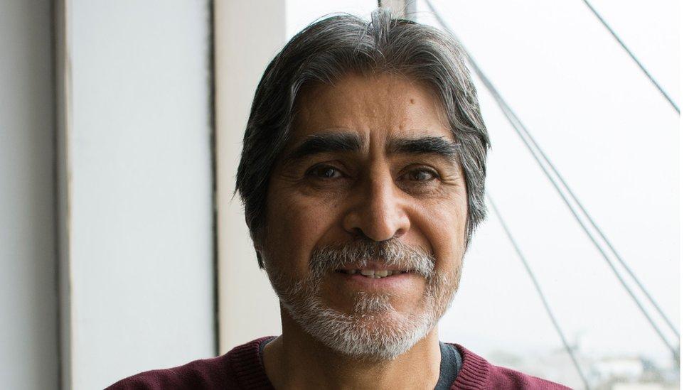 escritor Omar Zevallos