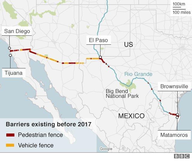 Tembok AS-Meksiko