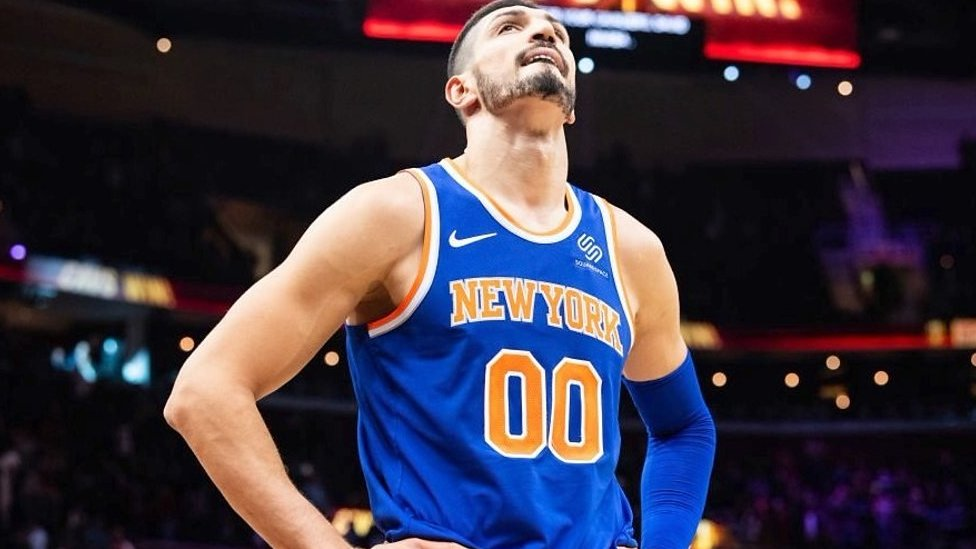 New York Knicks star Enes Kanter: Why I can't leave the USA