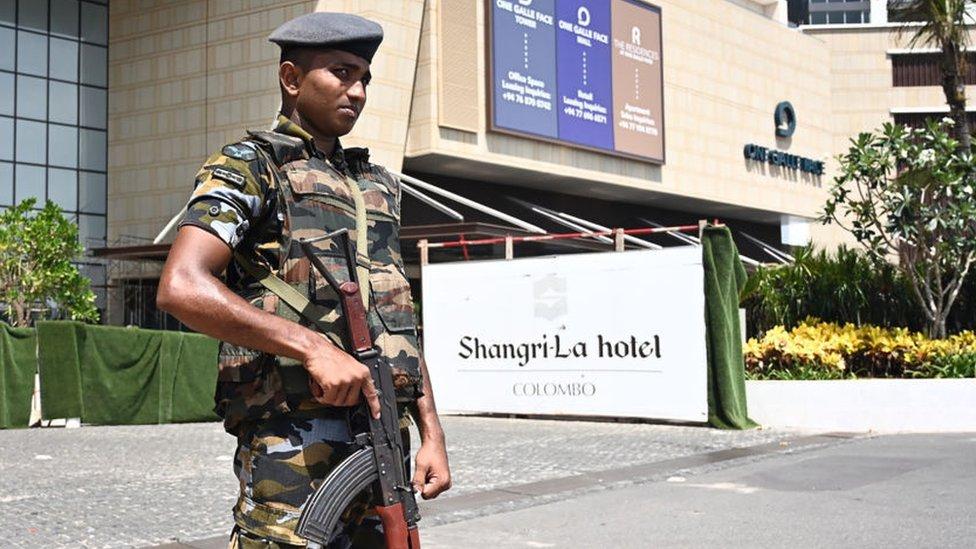 श्रीलंका धमाकेः बेंगलुरु से छुट्टी मनाने कोलंबो पहुंचे ही थे और मारे गए
