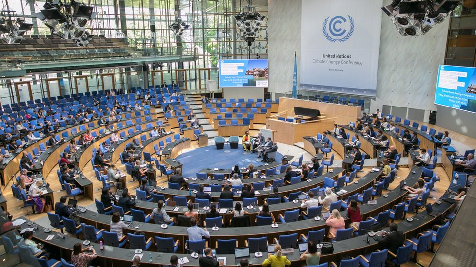 Climate meeting Bonn