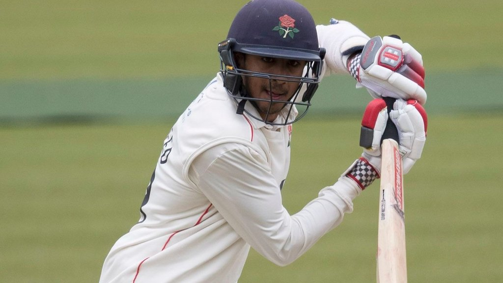 County Championship: Lancashire wrap up 10-wicket win over Northants