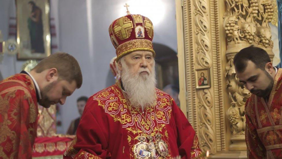 Філарета можуть не обрати митрополитом нової церкви, допускають в УПЦ КП