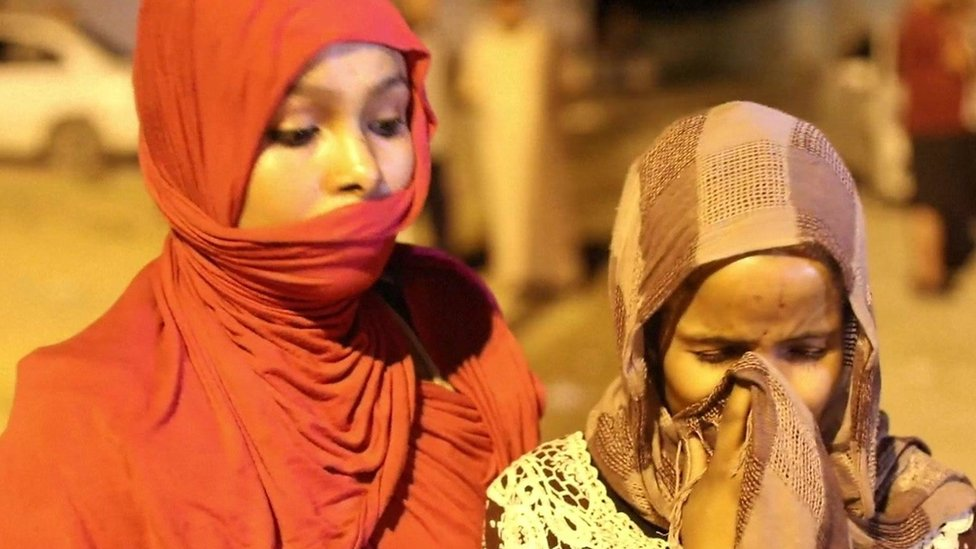 في يونيو/حزيران ضربت غارة مركز احتجاز مهاجرين وقتلت 44 شخصا