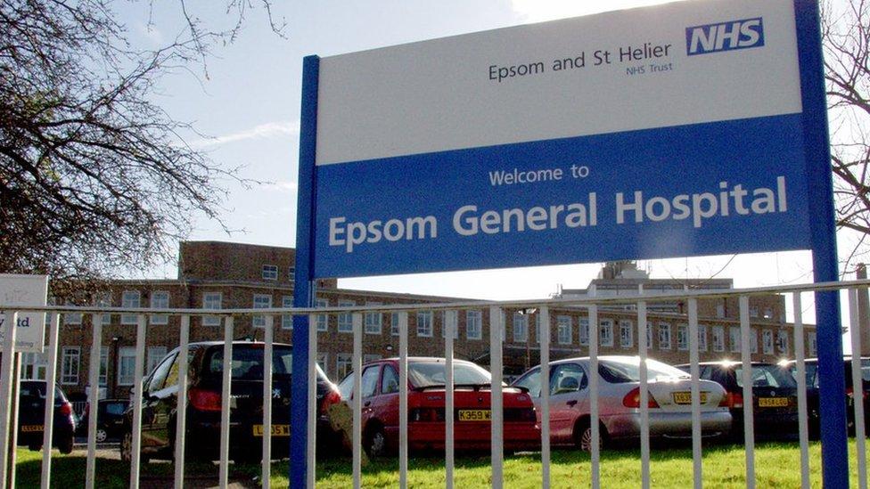 Epsom Hospital worker struck off for bullying staff