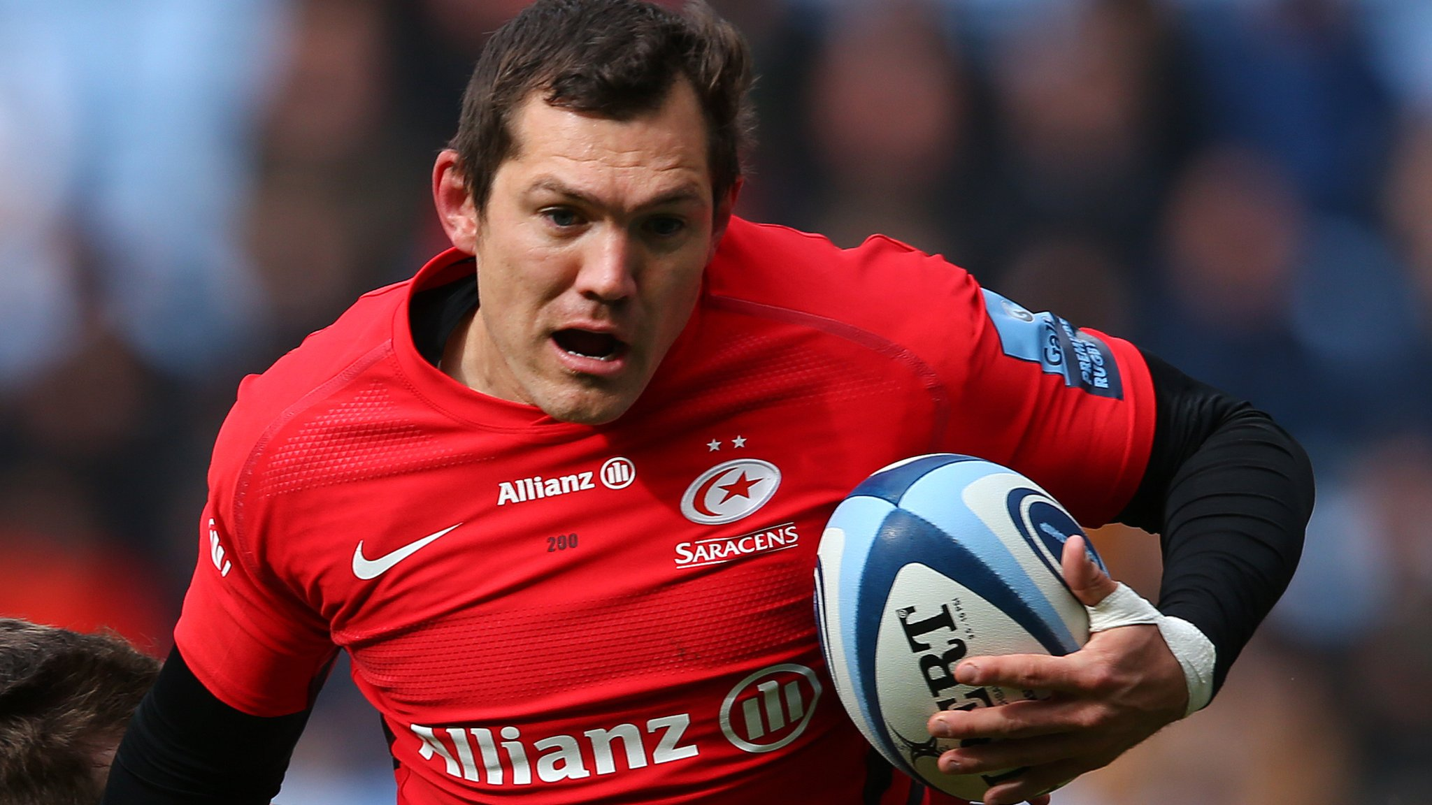 Saracens & Gloucester stars back for semi-final