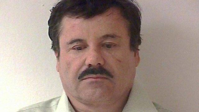 Joaquin Guzman also known as El Chapo