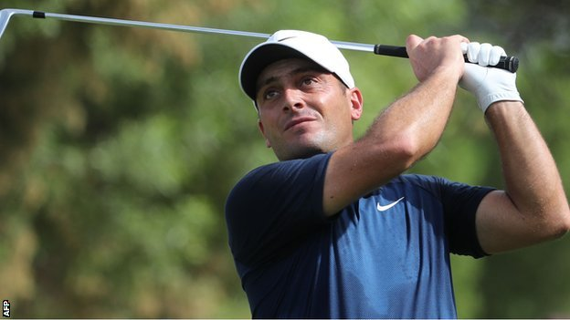 Open champion Molinari named European Tour Golfer of the Year