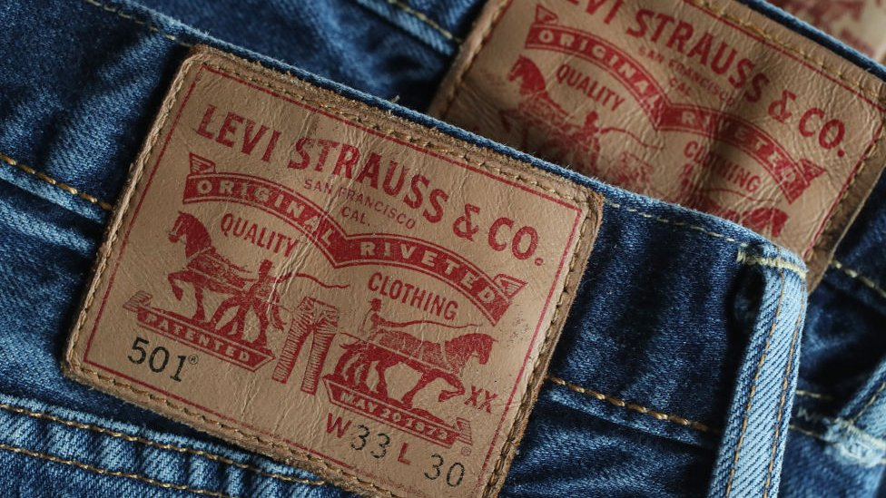 Levi's ride 1980s denim trend back to stock market relisting - BBC News