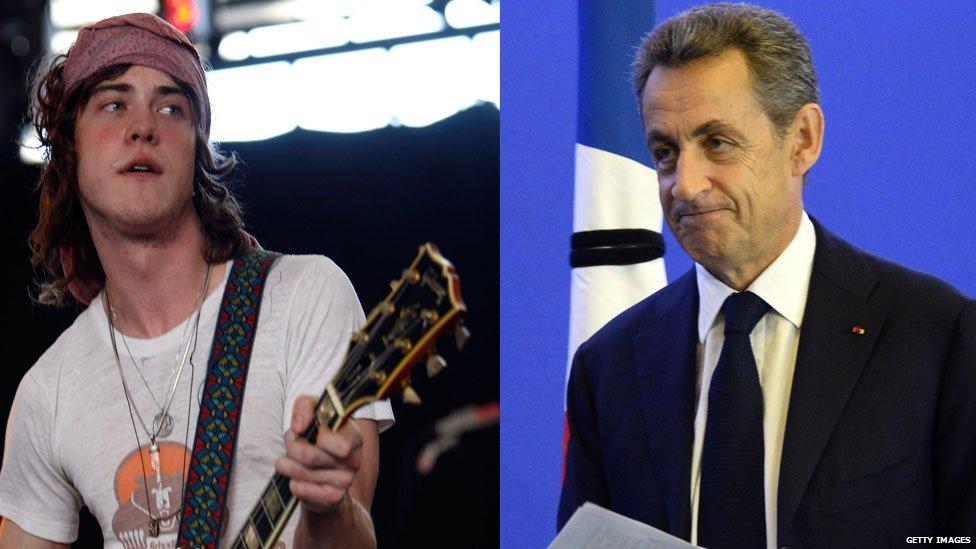 MGMT vs Nicolas Sarkozy