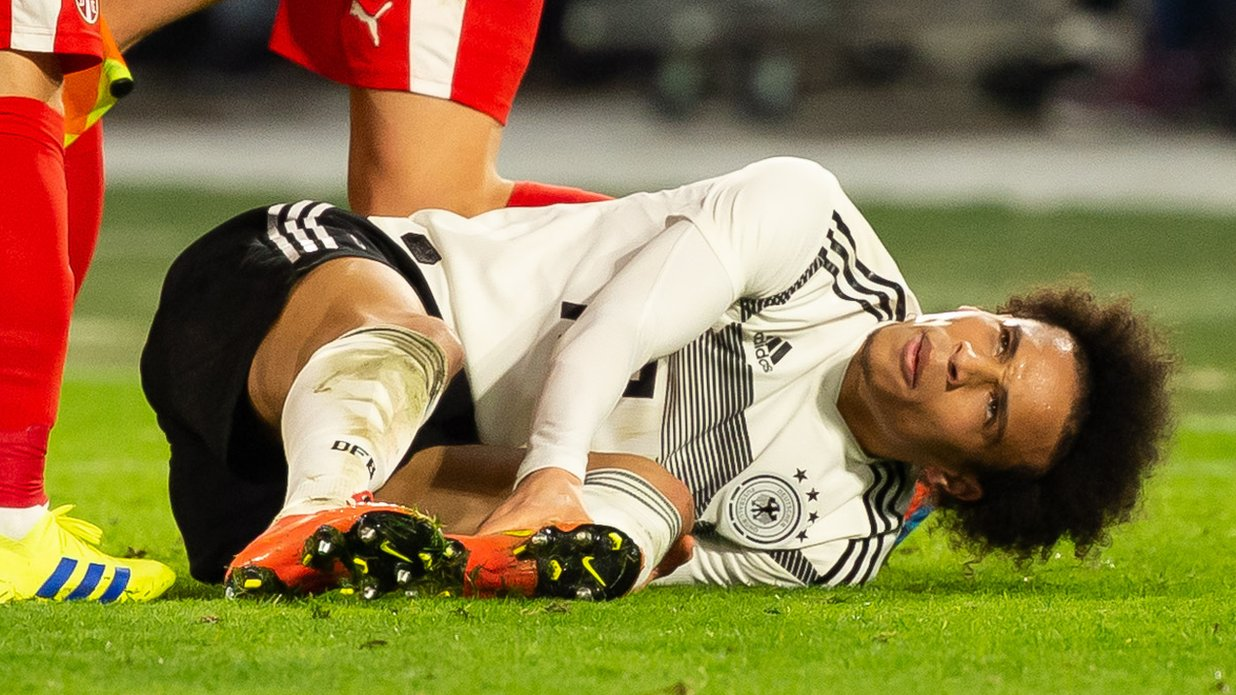 Germany 1-1 Serbia: Leroy Sane 'lucky' after 'vicious foul' in draw