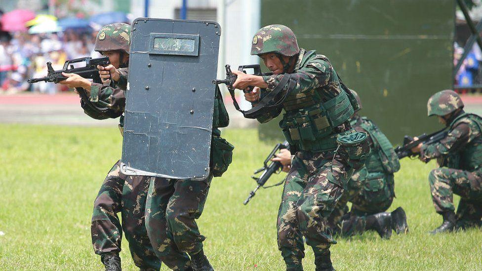 Tentara China