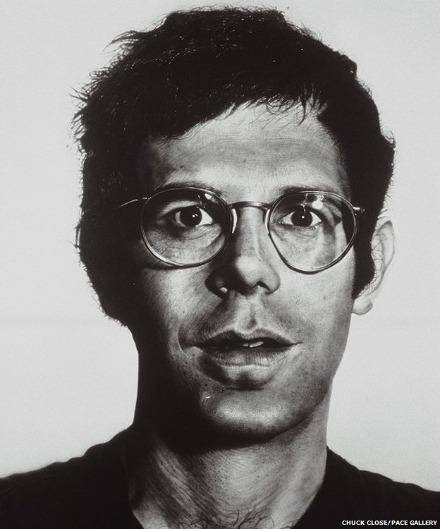 "A portrait of ""Bob"""