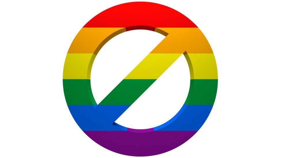 شعار مناهض للمثلية الجنسية