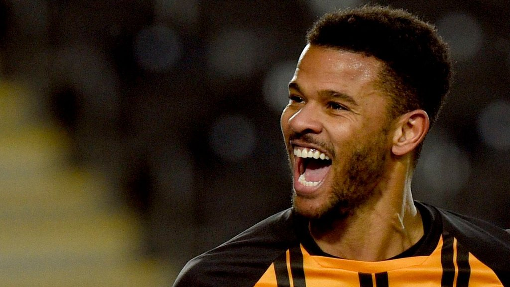 Hull City 2 Brentford 0: Fraizer Campbell brace helps Tigers down Bees