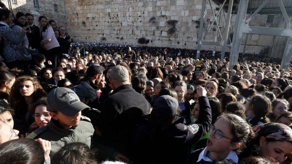 tembok barat, yahudi, jerusalem