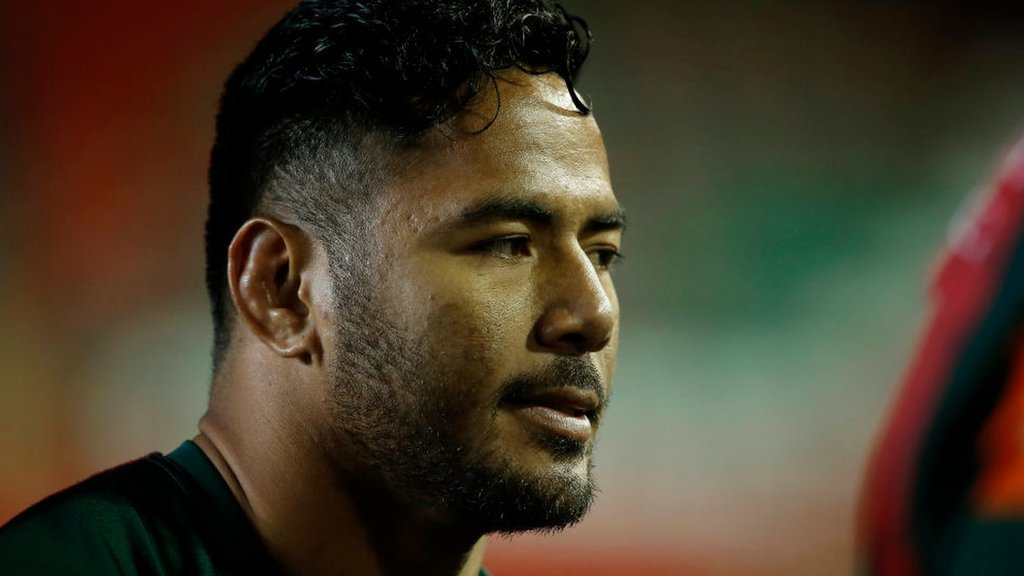 Tuilagi & Youngs out of England camp with injury