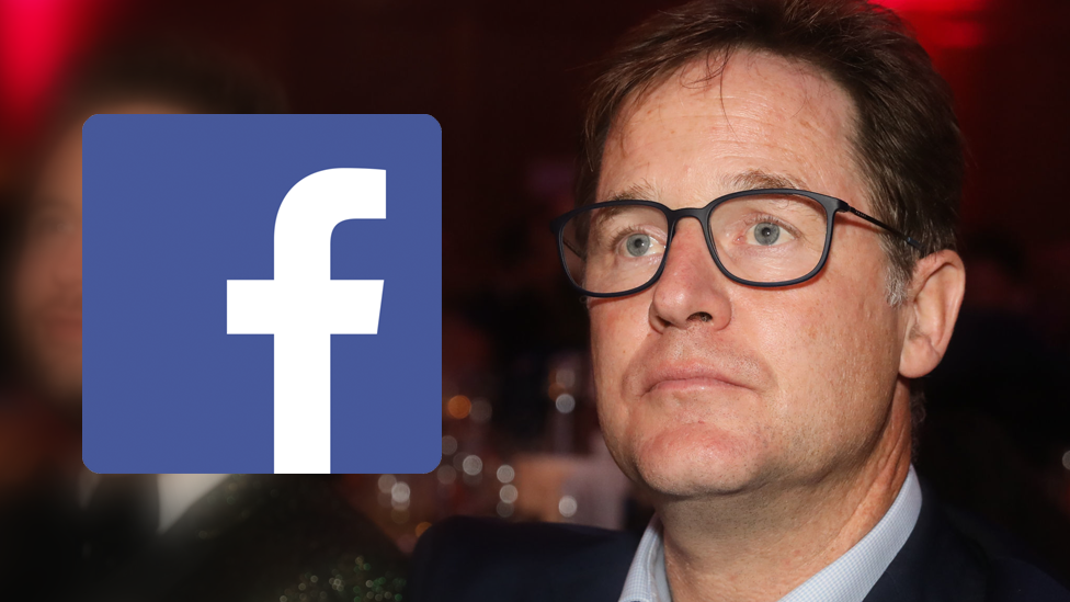 Facebook hires former deputy PM Sir Nick Clegg