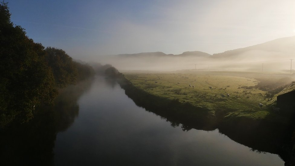 Afon Ddyfi