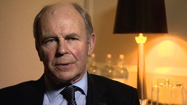 David Kenworthy, Chairman of UK Anti-Doping,