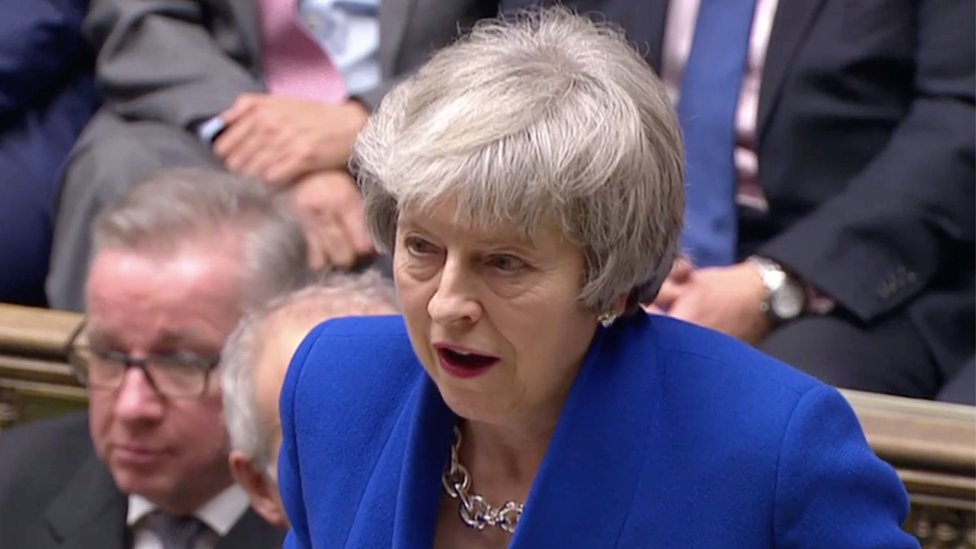 May's government survives no confidence vote