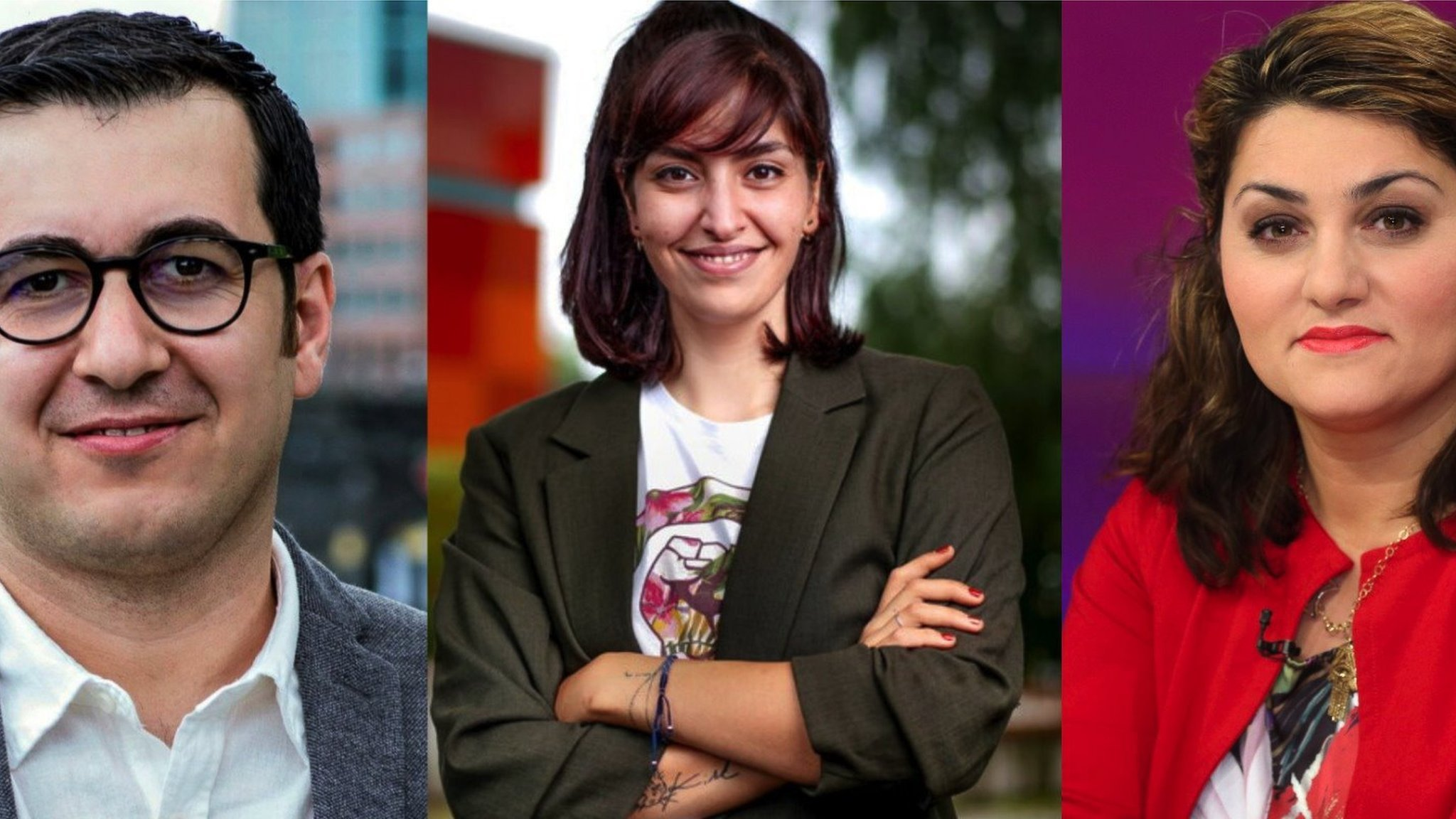 ثلاثة سوريين في البرلمان الألماني الجديد