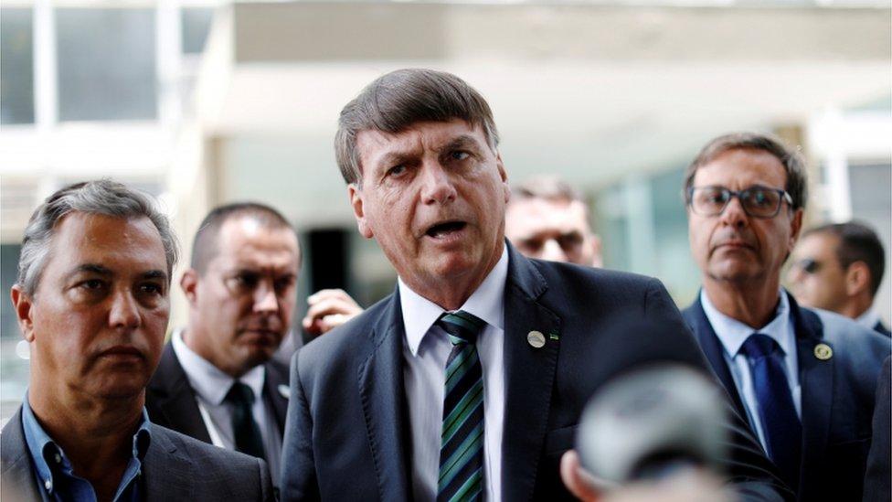 Foto Bolsonaro