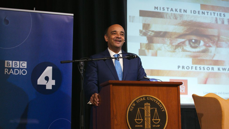 Kwame Anthony Appiah delivers Reith lecture