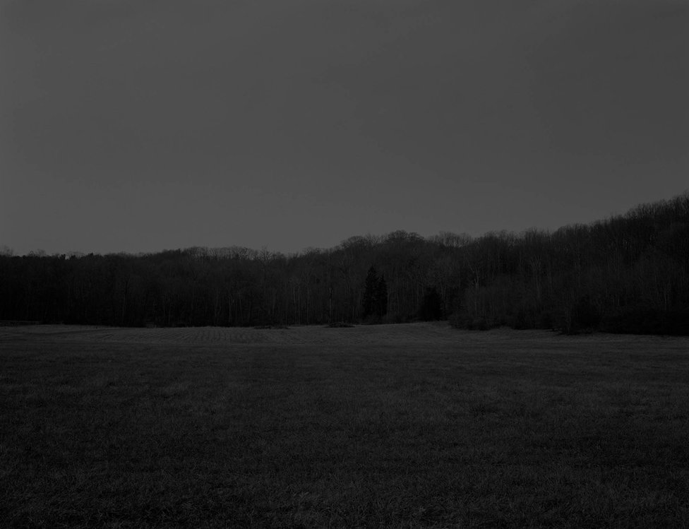 Bey-Untitled #9 (The Field) by Dawoud Bey