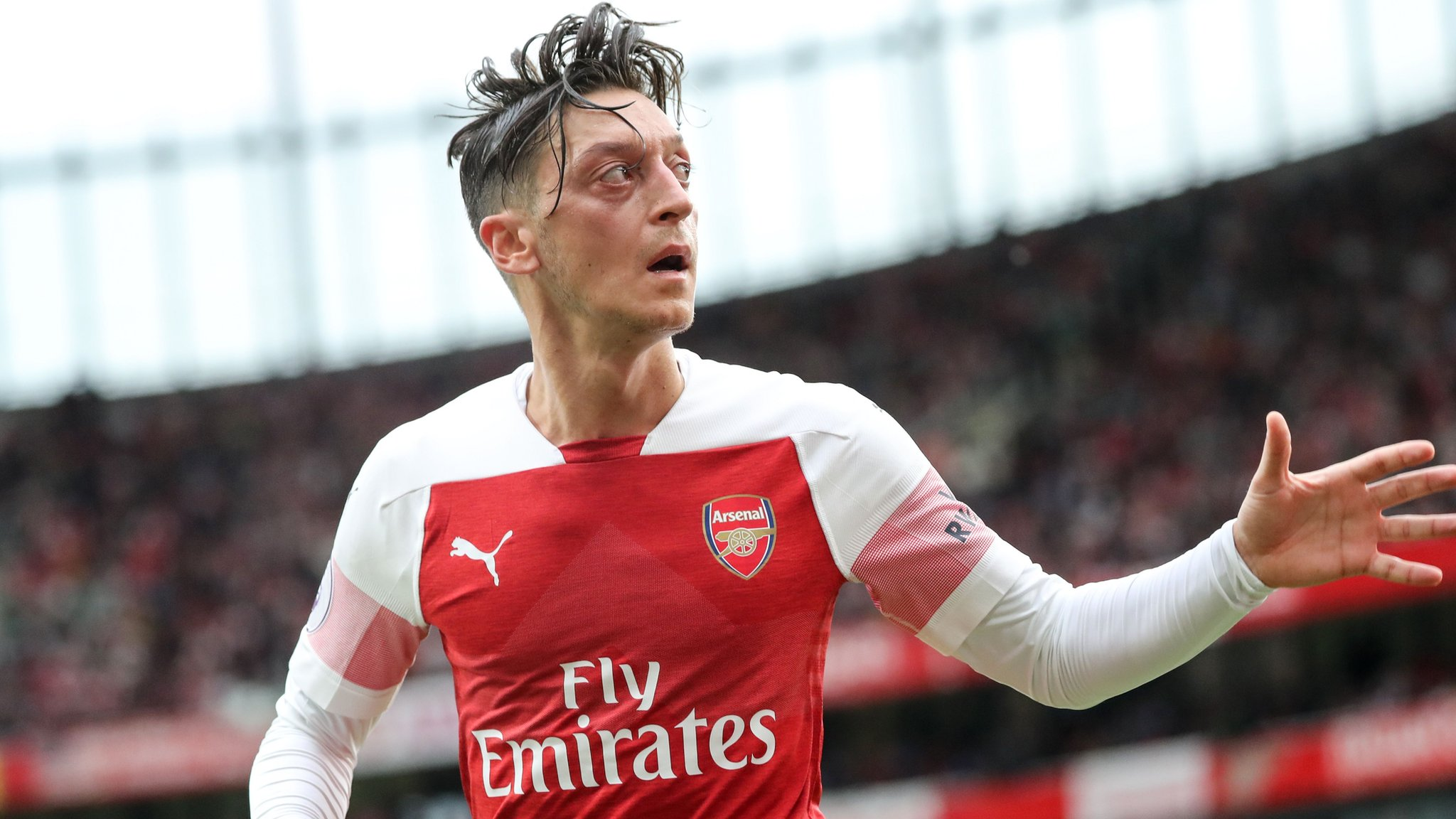 Ozil makes cut in your combined Chelsea-Arsenal XI