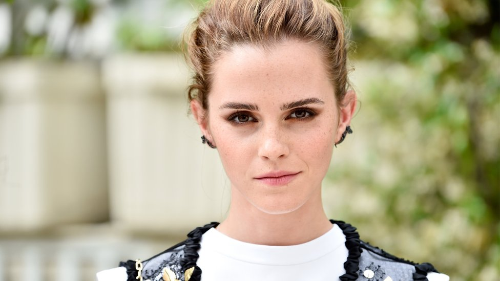 Emma Watson S Appeal To Find Her Most Special Possession Bbc News