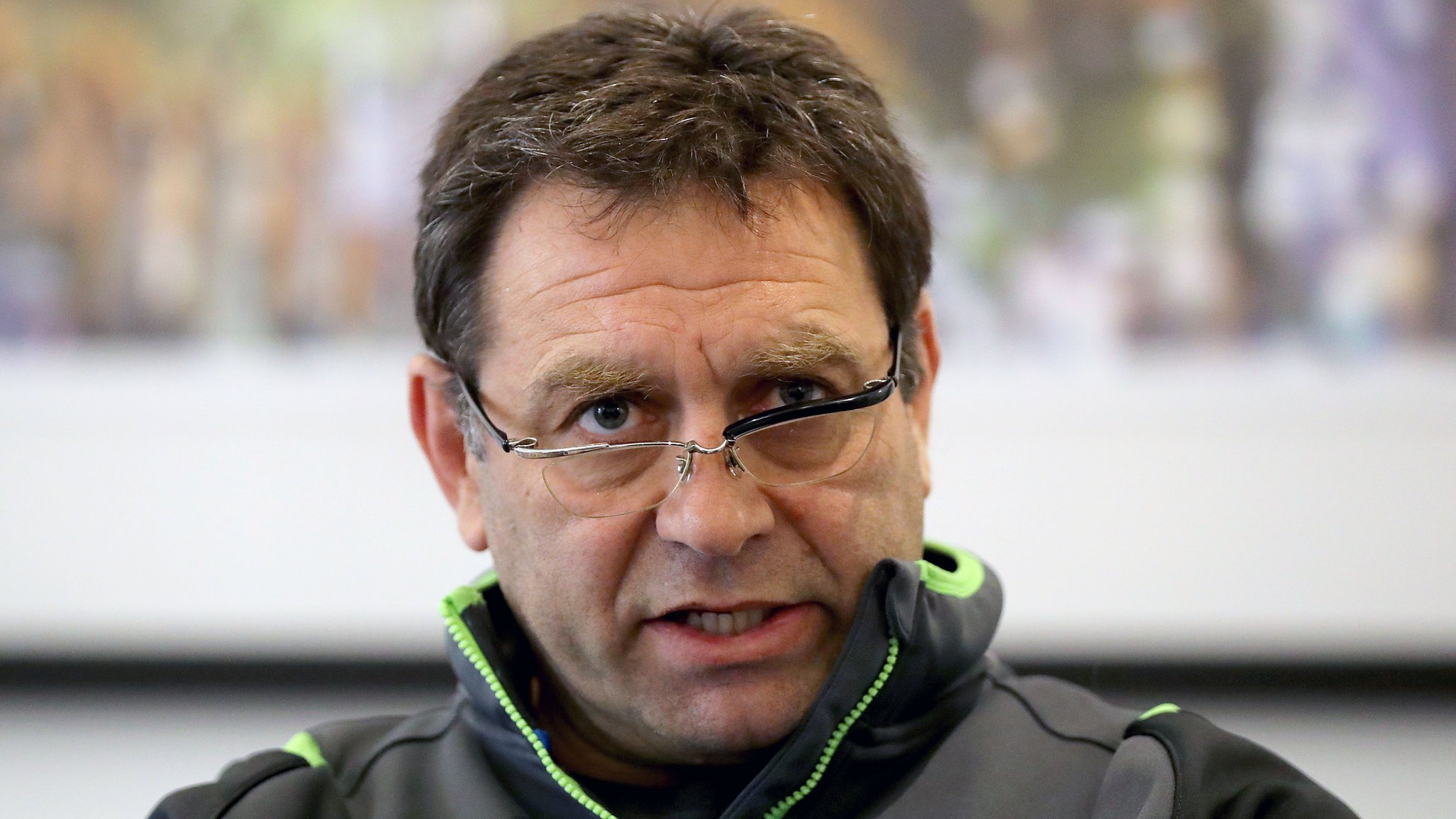David Nucifora: Time for stability at Ulster says IRFU Performance Director
