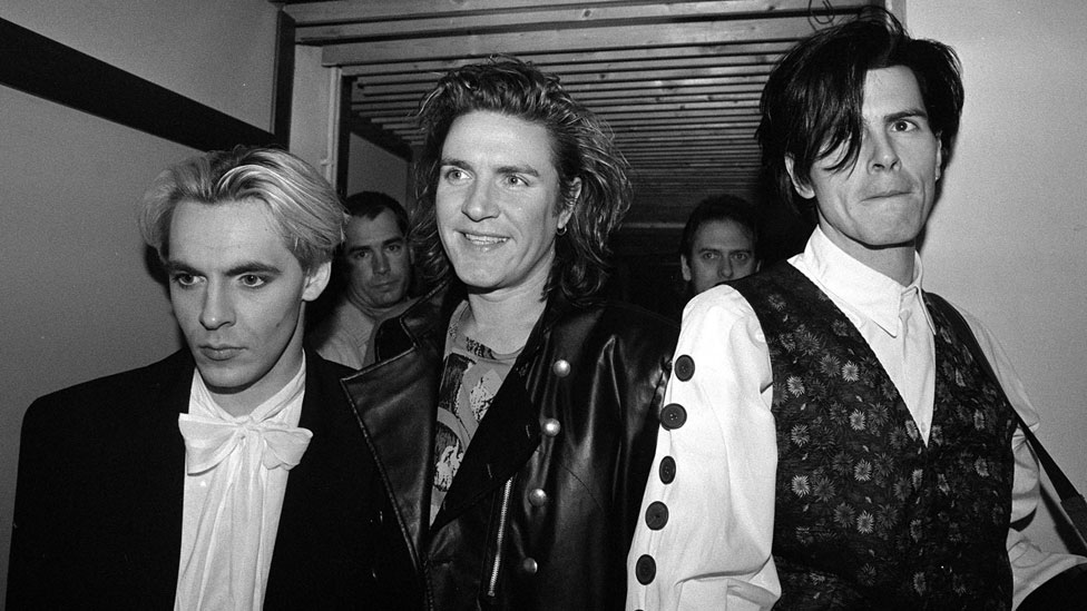 Duran Duran Shocked After Losing Legal Copyright Battle Bbc News