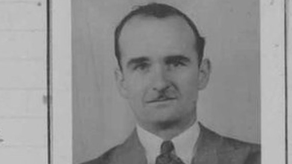 Mystery over identity of Nazi camp 'victim' from Jersey
