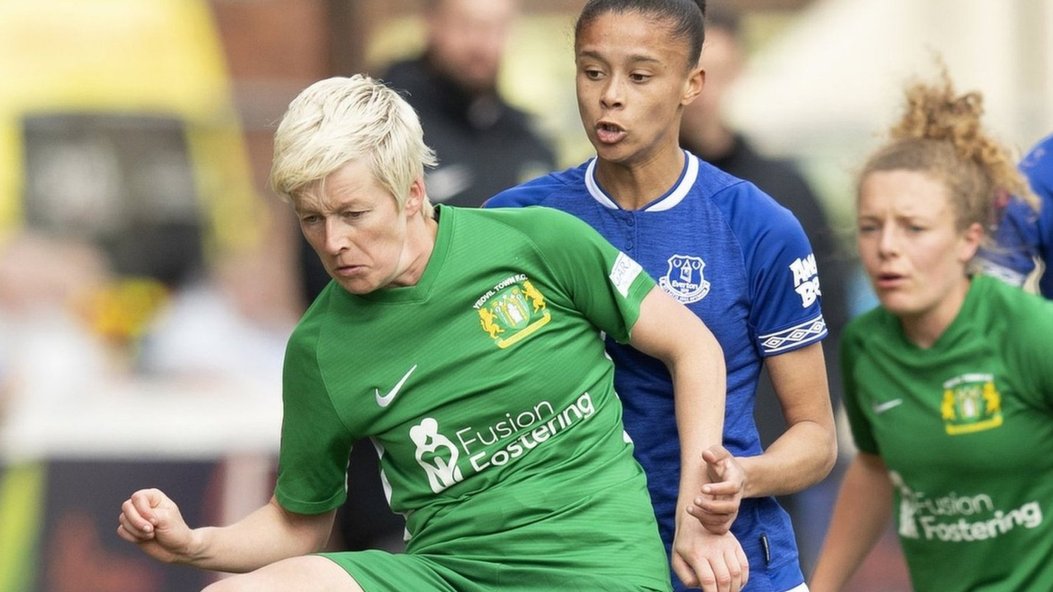 Yeovil Town Ladies hope for 'new chapter', after avoiding administration