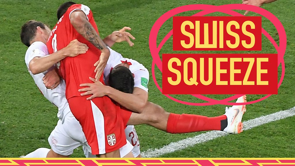 World Cup 2018: 'That's outrageous!' How was that not a penalty?