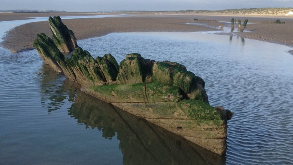 Shipwrecks at Tankerton and Camber Sands to be protected